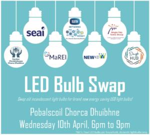 LED Bulb Swap April 2019