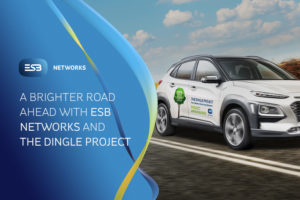 Dingle residents participate in ESB Networks EV Trial
