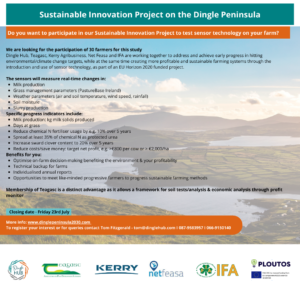 Read more about the article Sustainable Innovation Project on the Dingle Peninsula